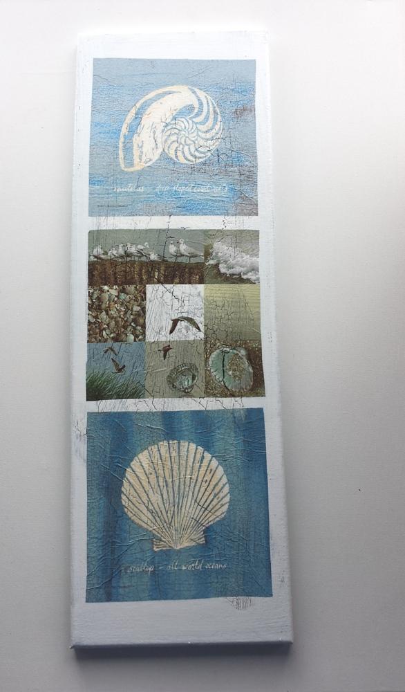 Maritime Bilder 20 cm x 60 cm