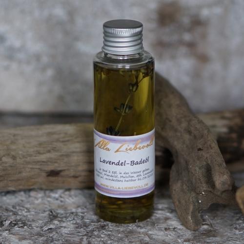 Lavendel-Badeöl